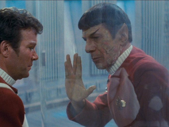 Image result for star trek ii the wrath of khan