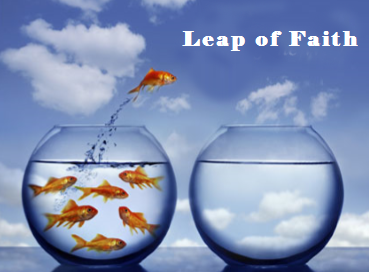 Image result for leap of faith